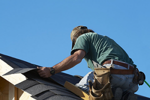 our handyman service does roofing and exterior paint work