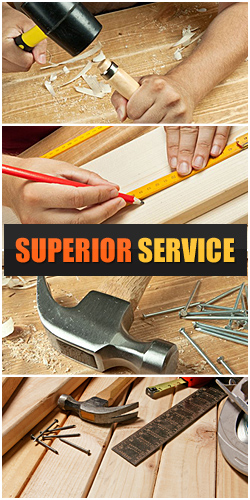 Our Fremont handman team offers superior service